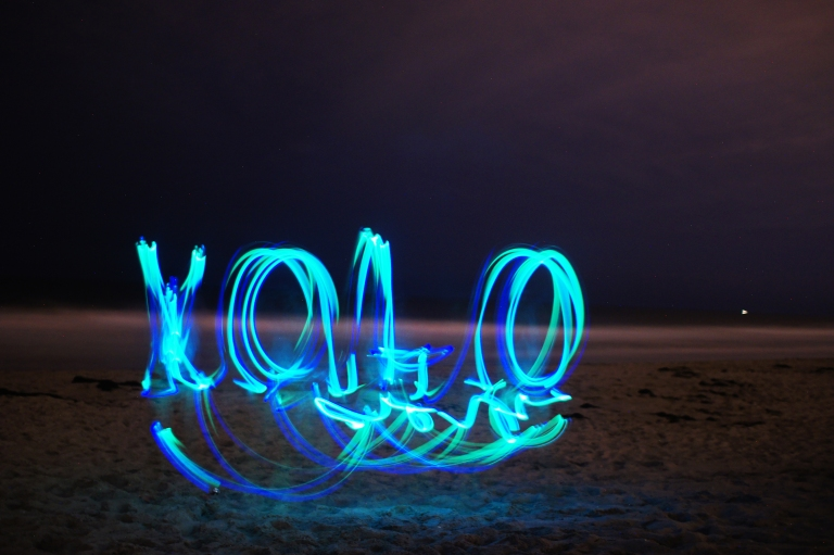 yolo Light drawing